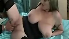 Mature amateur with big tits