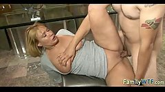Mother in law gets fucked 608