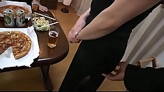 Chubby Japanese Wife And Fucked