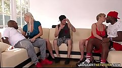 Dee Williams &_ London River Do BBC Anal In Front of Step Son