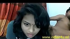www.indian4u.ml Desi college teen getting hardcore fucked by lover