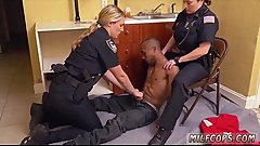 Milf mom fucks sons chum Black Male squatting in home gets our mummy
