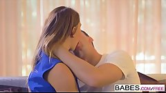 Babes - Step Mom Lessons - (Ani _Blackfox, Lucette _Nice) - Can I Play