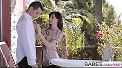 Babes - Step Mom Lessons - (Nick Gill, Megan Rain) - Ironing in Ecstacy