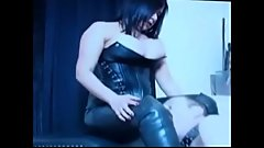 Dad Licks Moms Thighboots. See pt2 at goddessheelsonline.co.uk